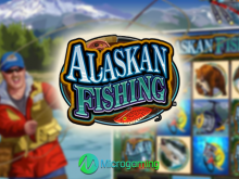 Игровой слот Рыбалка На Аляске